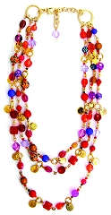Zulejka Necklace - Click this picture to see more