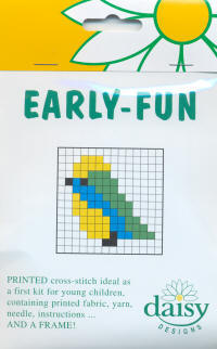 Bird Daisy Designs Early Fun Kits