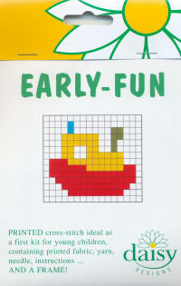 Boat Daisy Designs Early Fun Kits