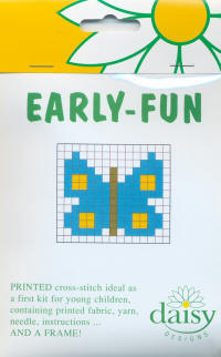 Butterfly Daisy Designs Early Fun Kits