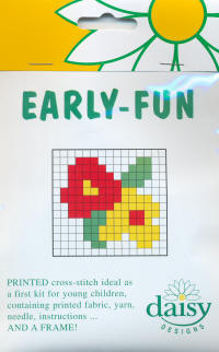 Flowers Daisy Designs Early Fun Kits
