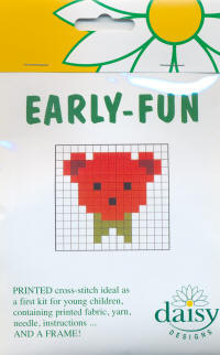 Teddy Daisy Designs Early Fun Kits