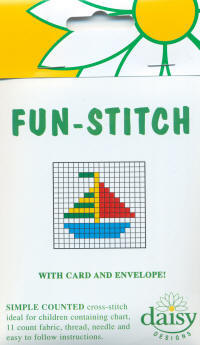 Daisy Designs Fun Stitch Card Kits