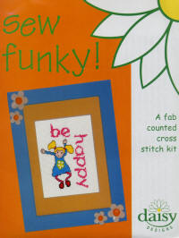 Be Happy Daisy Designs Sew Funky Kits