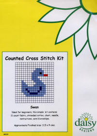 Swan Daisy Designs Fun Stitch Card Kits