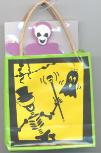 Party to go Halloween Kits - Skeleton