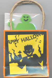 Party to go Halloween Kits - Monster