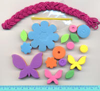Flowers Jewellery Foam Kits