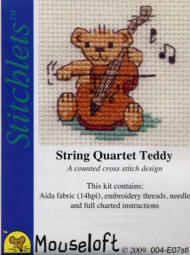 String Quartet Teddy