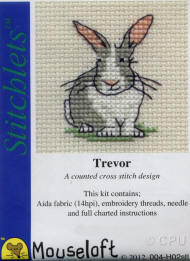 Trevor The Rabbit