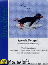 Speedy Penguin