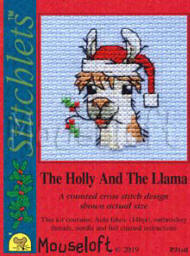 The Holly And The Llama