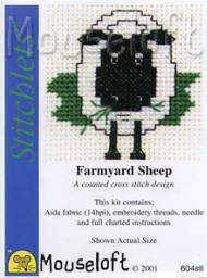 Farmyard Sheep