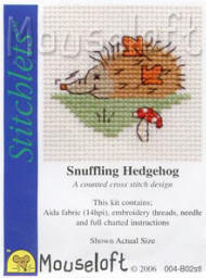 Snuffling Hedgehog