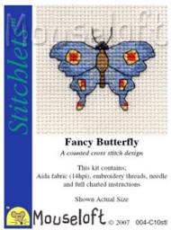 Fancy Butterfly