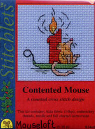 Contented Mouse
