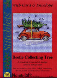 Beetle Collecting The Tree