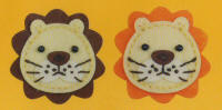 Kleiber Mini Felt Kits - Lion - click to see packaging