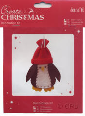 DoCrafts Mini Soft Christmas Kits