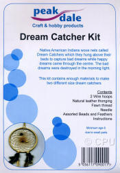 Peak Dale Dream Catcher Kit