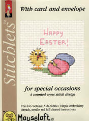 Mouseloft Easter Cards